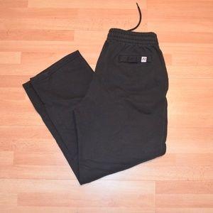 Mens Black  Russel Athletic Sweat Pants